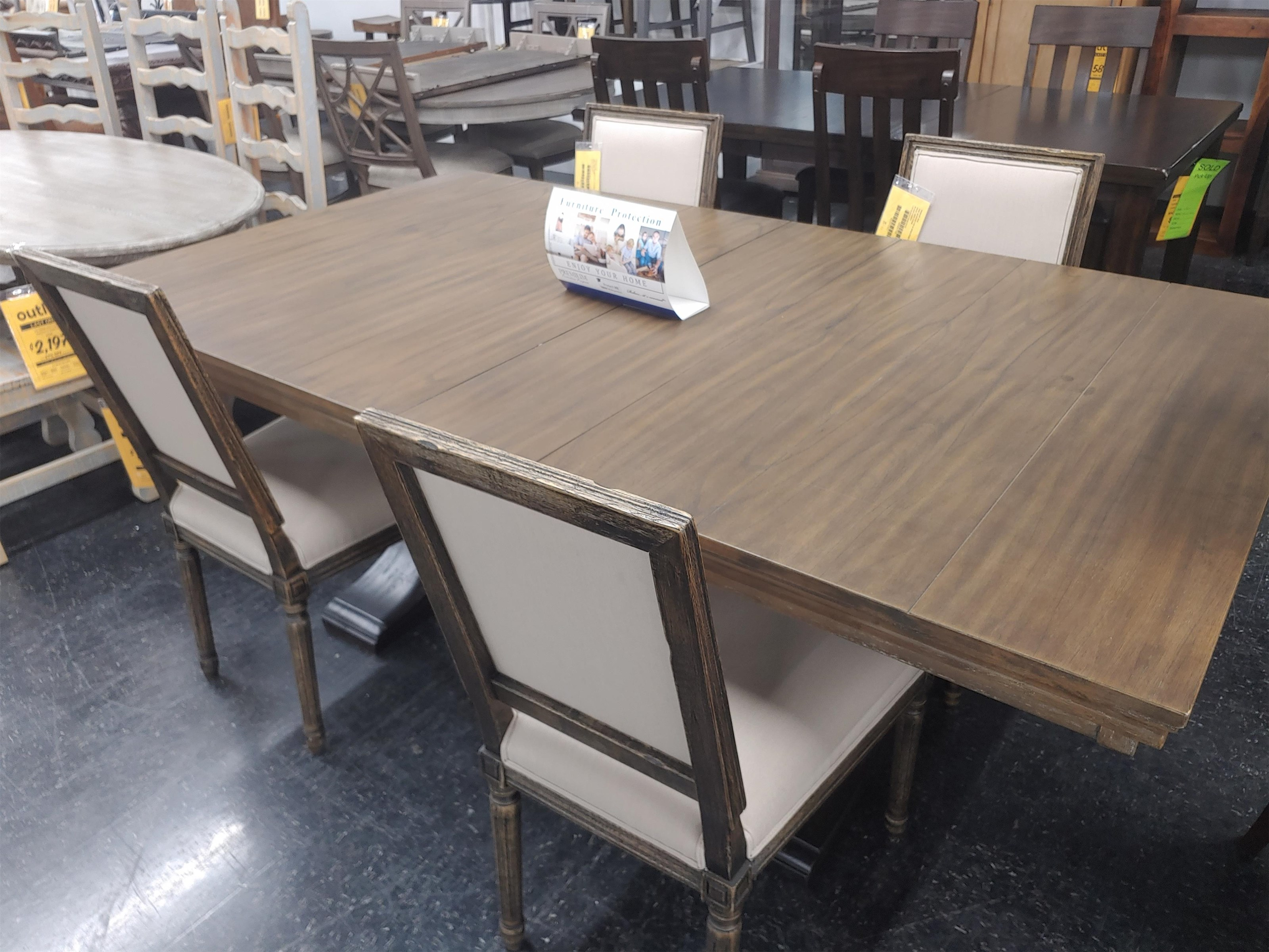 Last One Dining Set Last One! Dining Set! at Morris Home