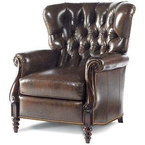 Traditional Push Back Recliner