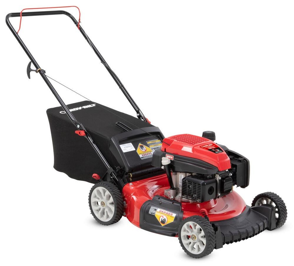 "2021 Mowers 21"" Push Mower by MTD Products at Furniture Fair - North Carolina"