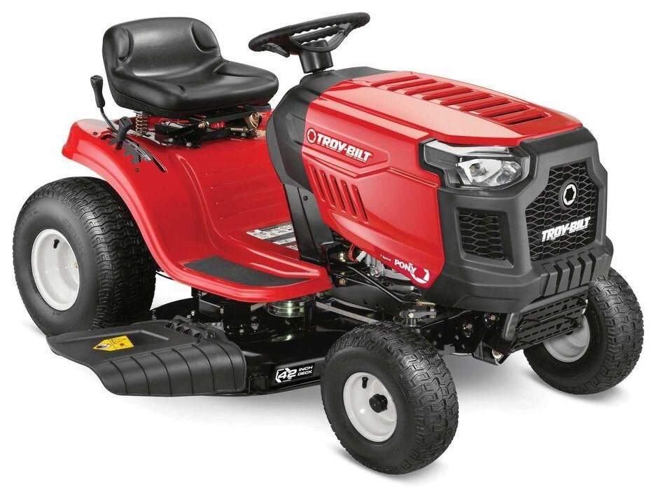 """2021 Mowers 42"""" Riding Mower by MTD Products at Furniture Fair - North Carolina"""