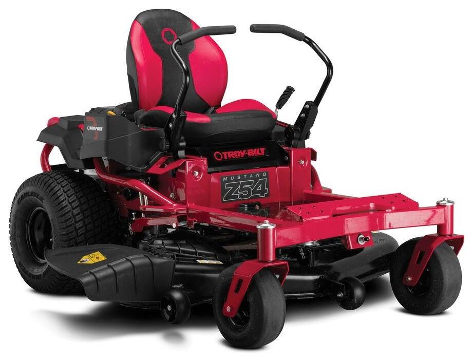 "2021 Mowers 54"" Zero Turn Mower by MTD Products at Furniture Fair - North Carolina"