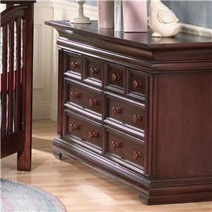 Muniré Furniture Majestic Double Dresser