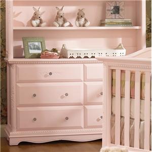 Muniré Furniture Savannah Double Dresser
