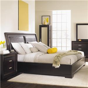 Najarian Brentwood King Bed
