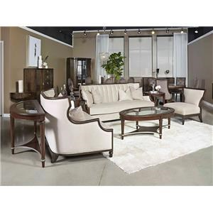 Newport Sofa and Accent Chair