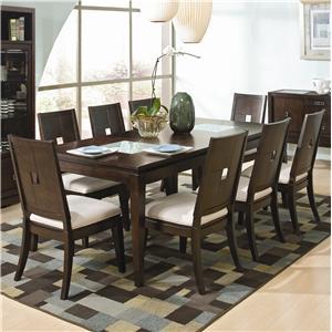 Spiga Dining Room Set