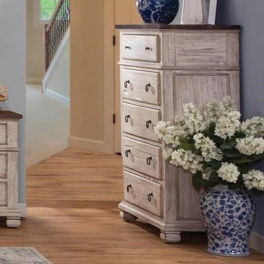 Belmont Chest of Drawers by Napa Furniture Designs at Johnny Janosik