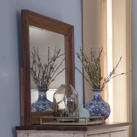 Belmont Mirror by Napa Furniture Designs at HomeWorld Furniture