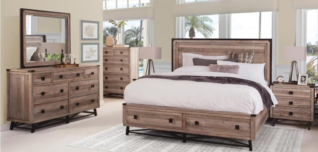 Brentwood Queen Bedroom Group at Sadler's Home Furnishings