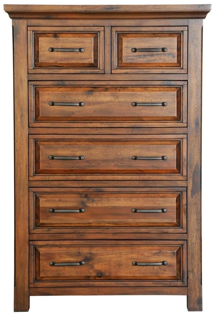 Hill Crest Chest by Napa Furniture Designs at Darvin Furniture