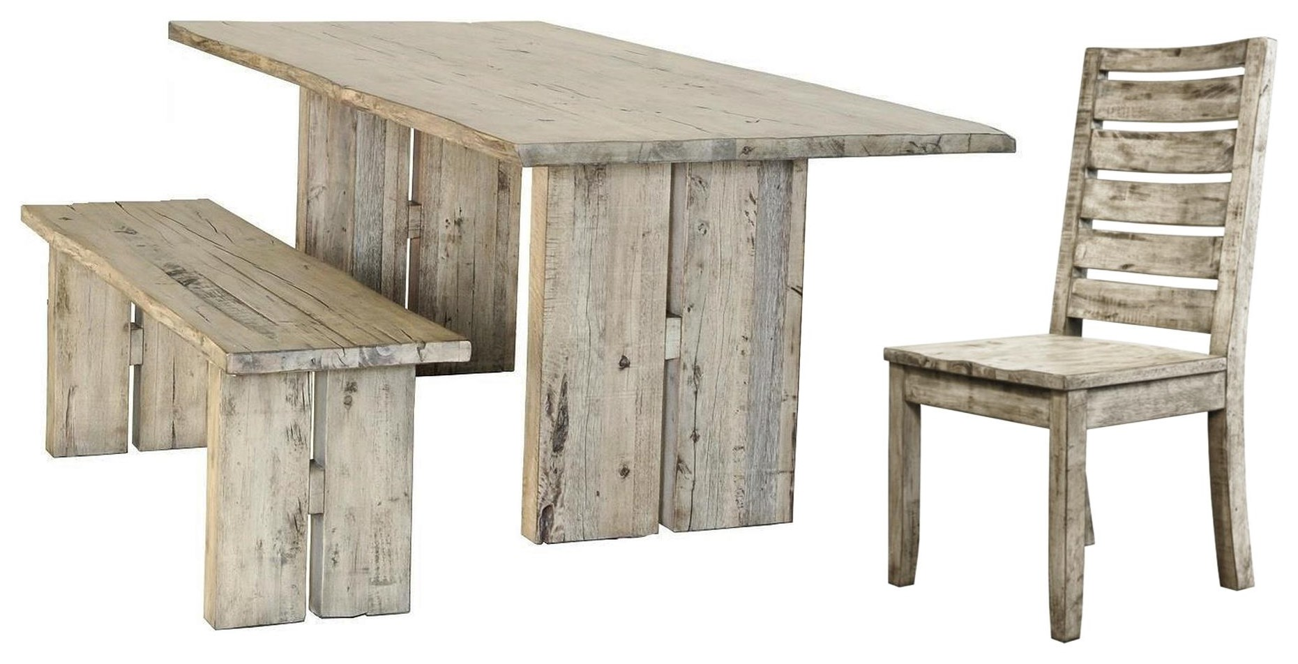 Tree House 6PC Dining Set w/ Bench at Rotmans