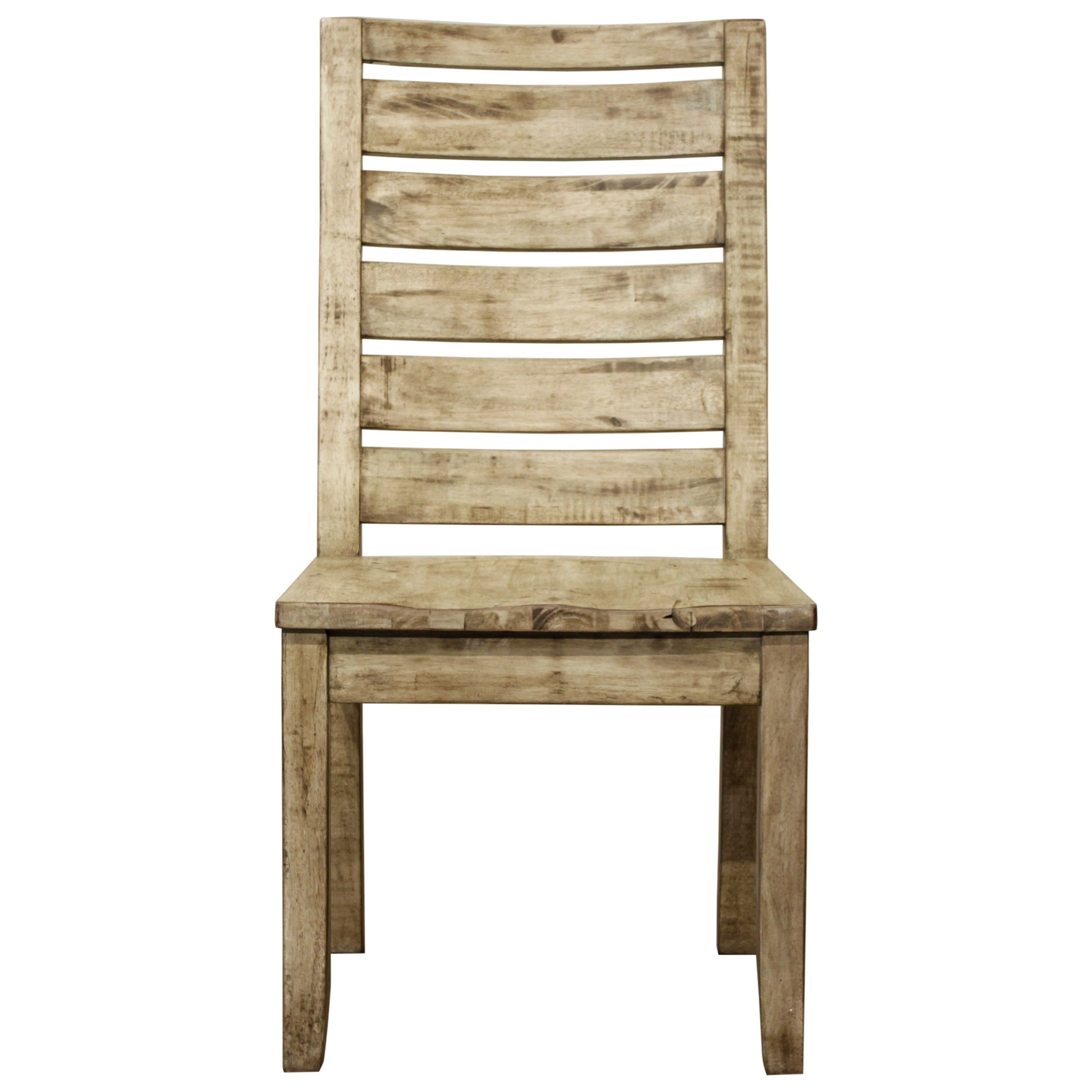 Renewal Dining Side Chair by Napa Furniture Designs at HomeWorld Furniture