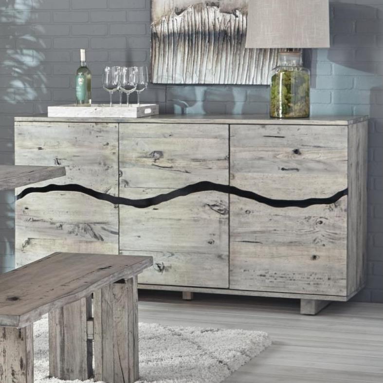 Renewal by Napa Buffet by Napa Furniture Designs at Johnny Janosik