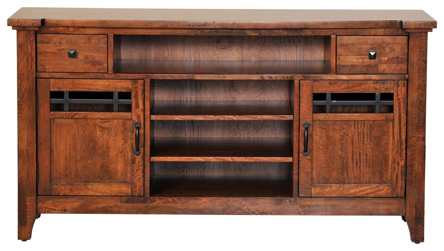 """Whistler Retreat 64"""" Entertainment Console by Napa Furniture Designs at Johnny Janosik"""