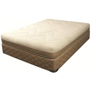 "Natura World NaturaPedic Reflection 8"" Full Mattress"