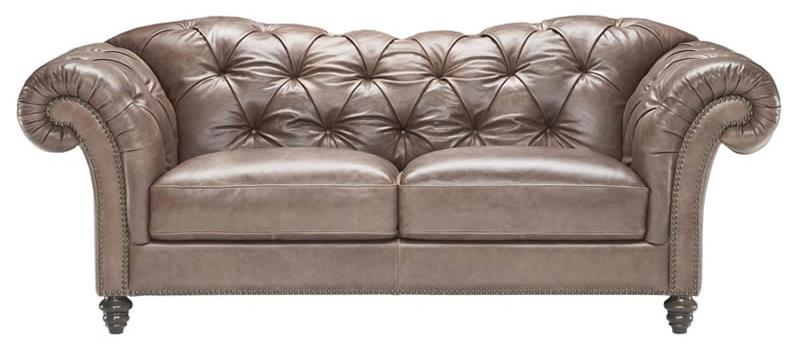A436 Sofa by Natuzzi Editions at Sadler's Home Furnishings