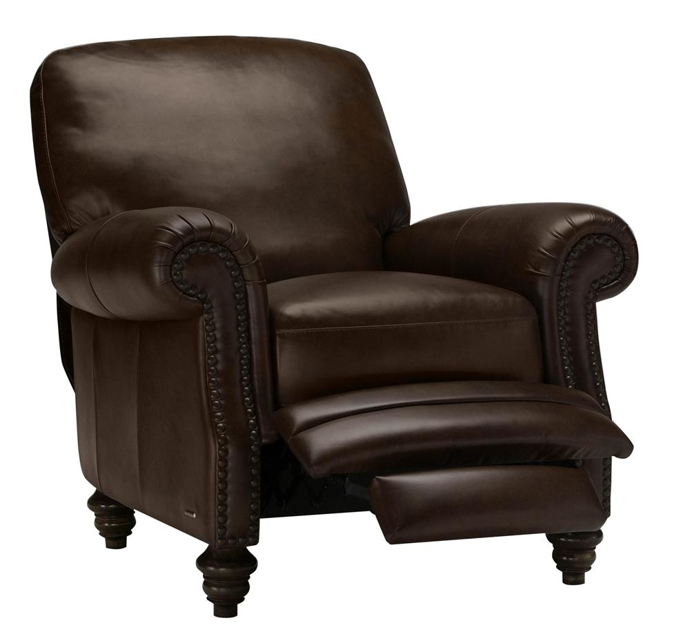 A861 Upholstered Recliner by Natuzzi Editions at Williams & Kay