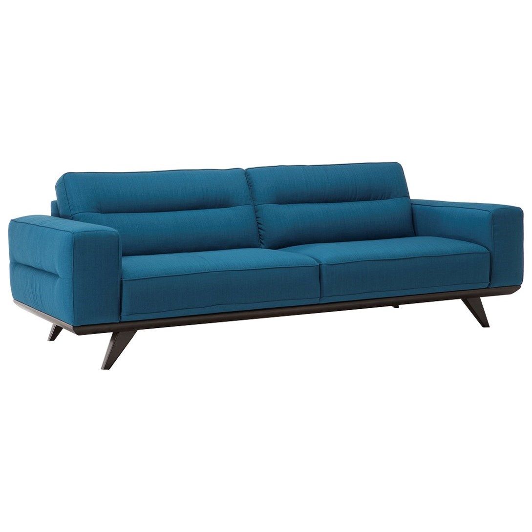 Achille 2-Cushion Sofa by Natuzzi Editions at Williams & Kay