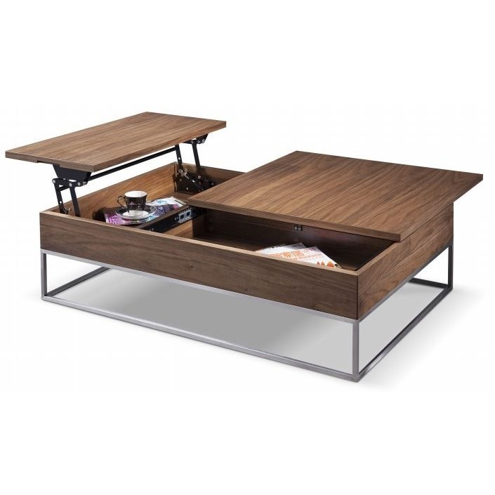 Alberobello Rectangular Central Table by Natuzzi Editions at Williams & Kay