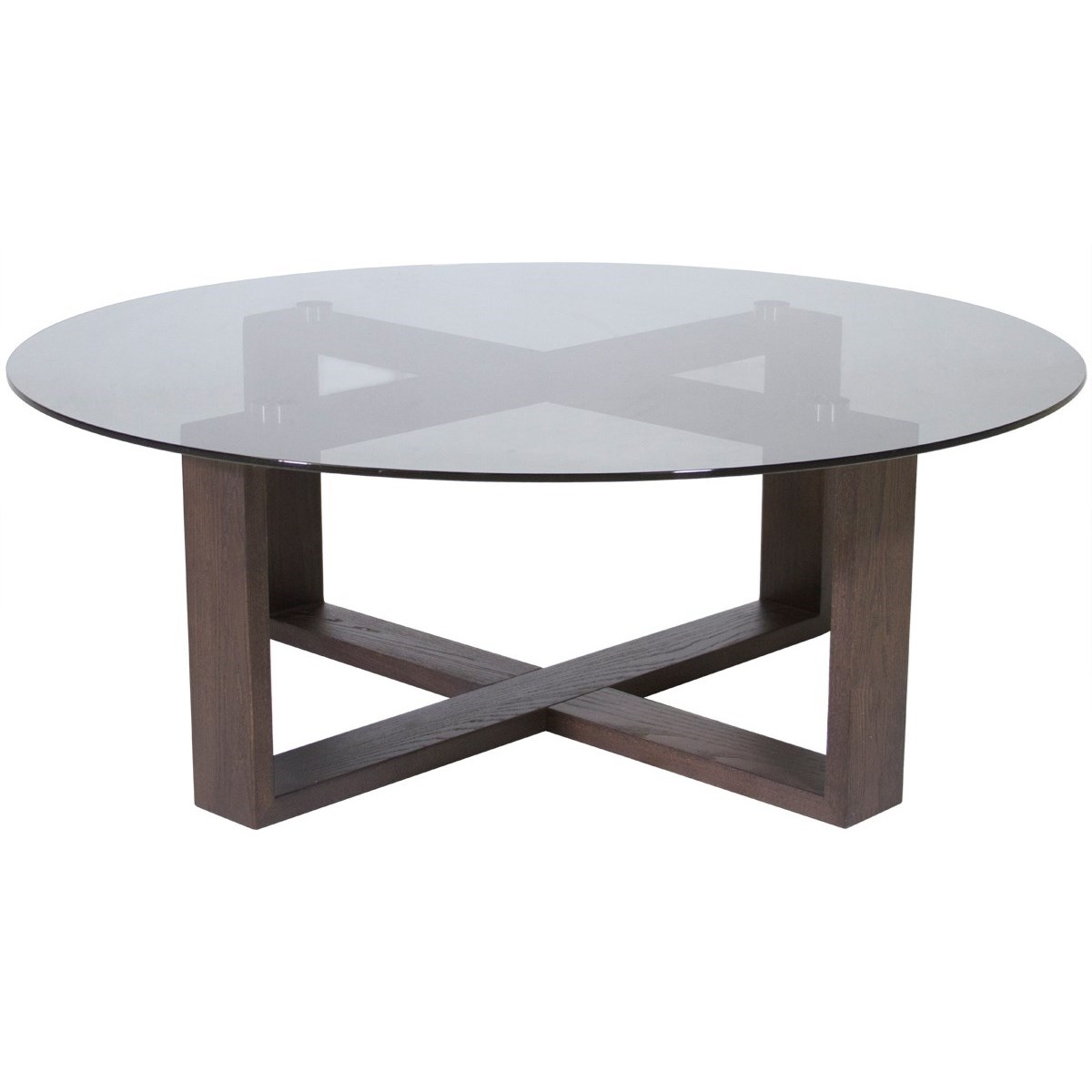 Amarone Round Central Table by Natuzzi Editions at Williams & Kay
