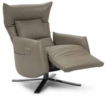 Arianna Recliner by Natuzzi Editions at Williams & Kay