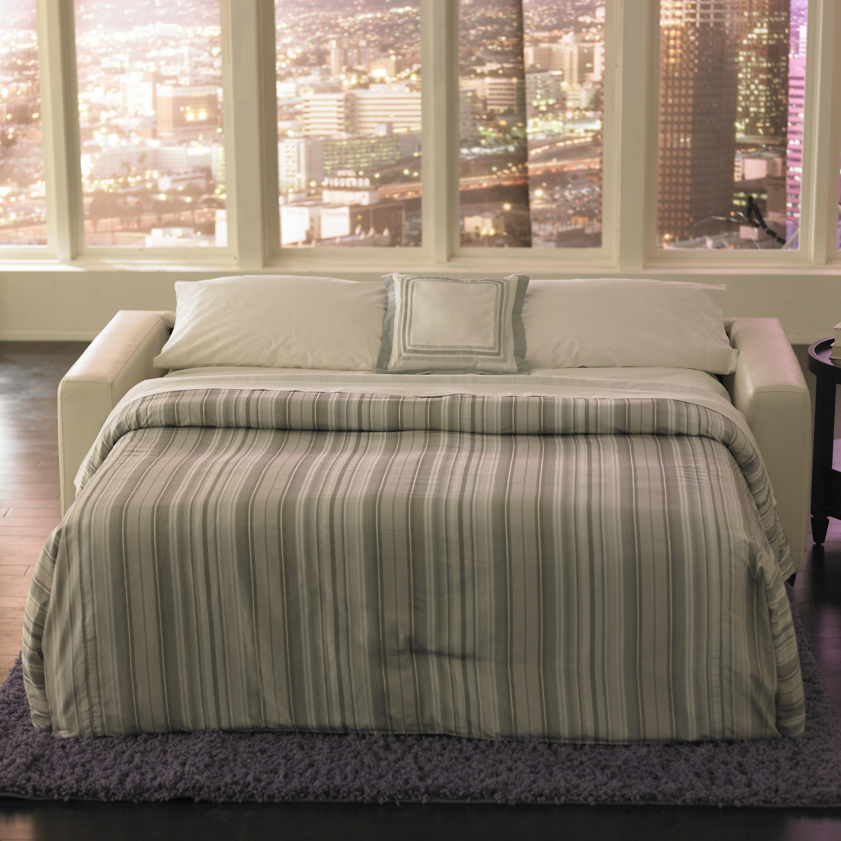 B534 Sleeper Sofa by Natuzzi Editions at Williams & Kay