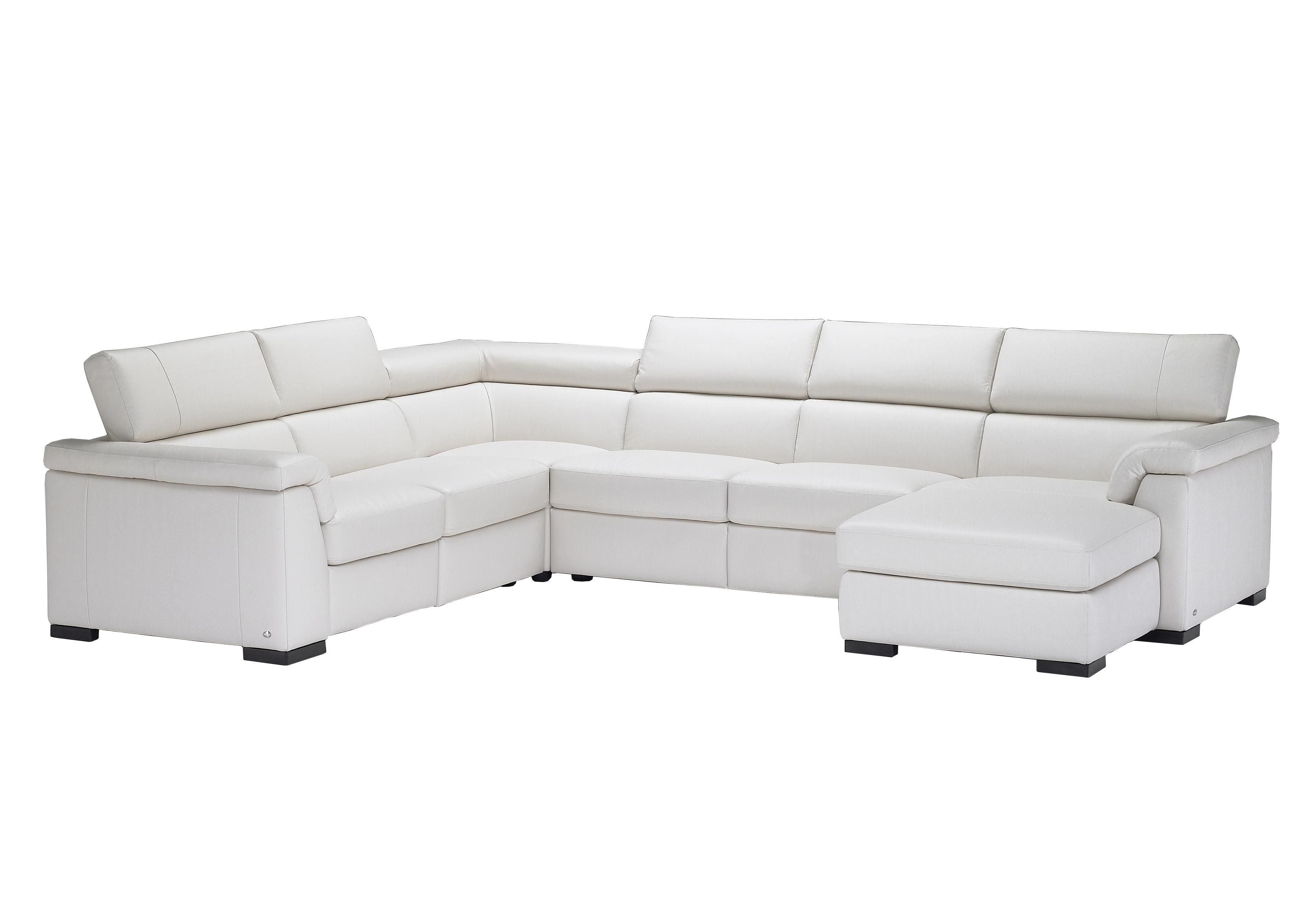 Tommaso Reclining Sectional Sofa by Natuzzi Editions at Williams & Kay