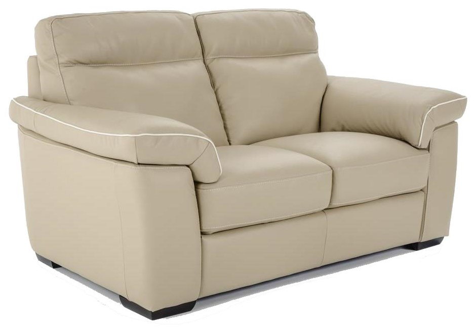 Brivido Power Reclining Love Seat by Natuzzi Editions at Baer's Furniture