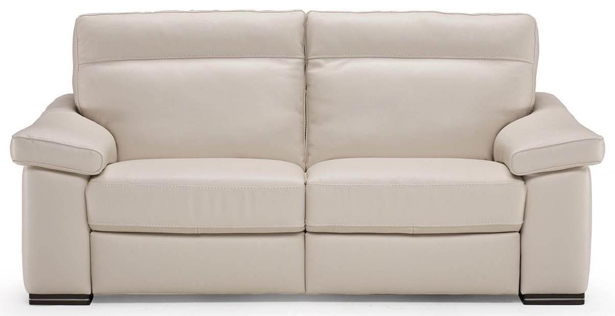 B814 Power Reclining Sofa by Natuzzi Editions at Williams & Kay