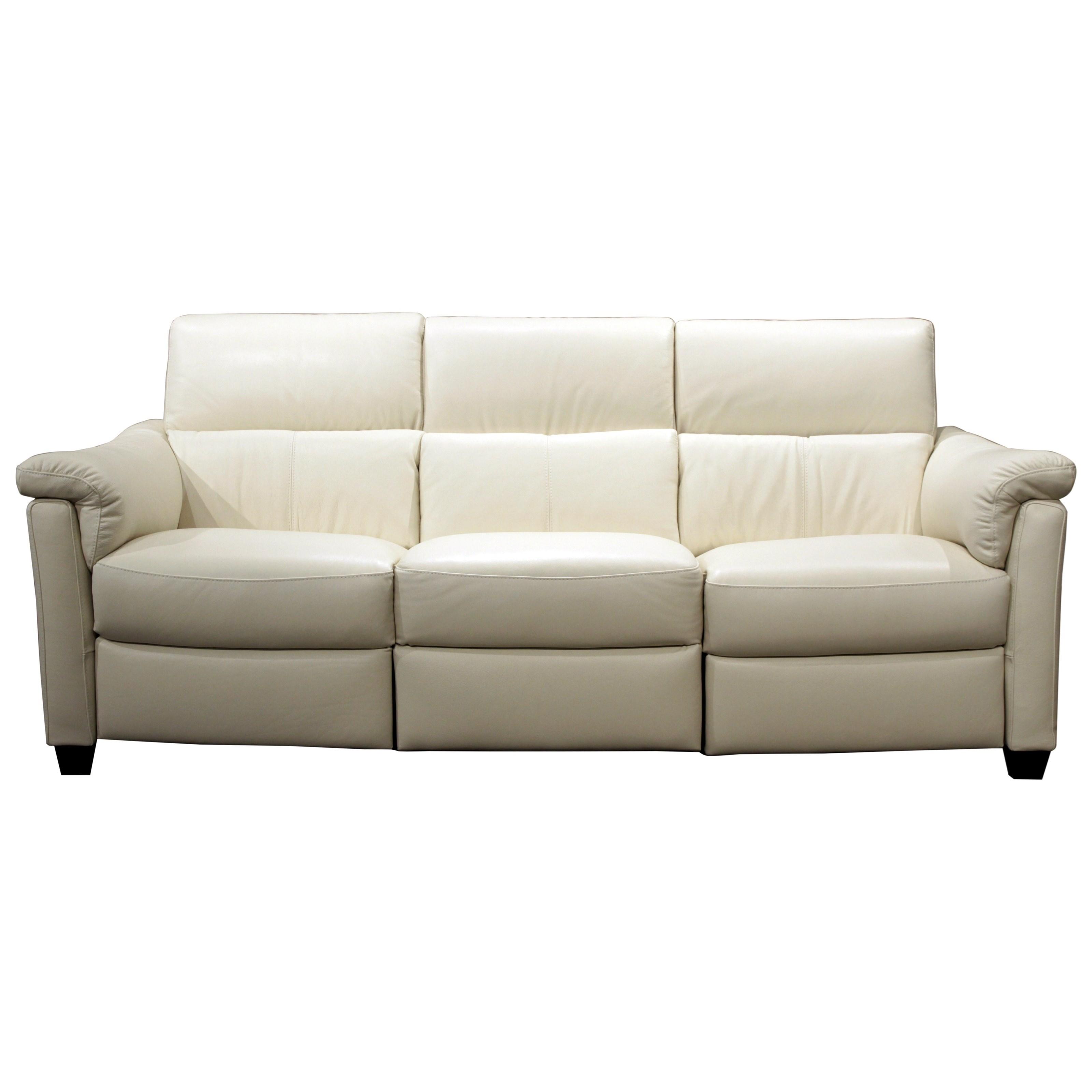 Astuzia Power Reclining Sofa by Natuzzi Editions at HomeWorld Furniture