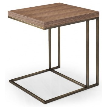 Cielo Chairside Table by Natuzzi Editions at Williams & Kay