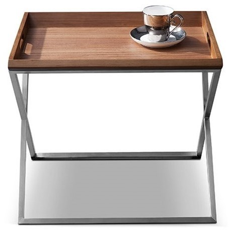 Conversano Accent Table by Natuzzi Editions at HomeWorld Furniture