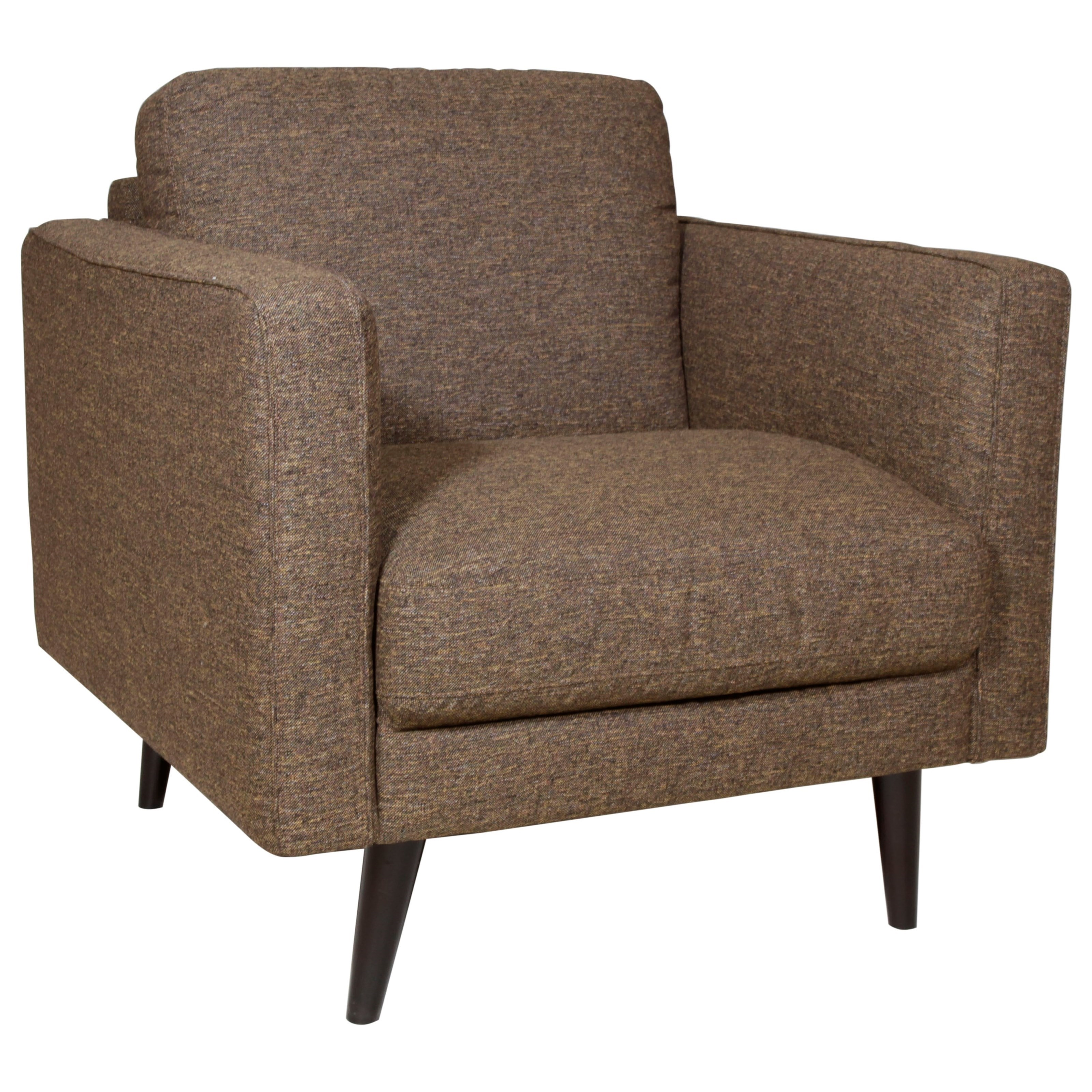 Destrezza Chair by Natuzzi Editions at Sadler's Home Furnishings