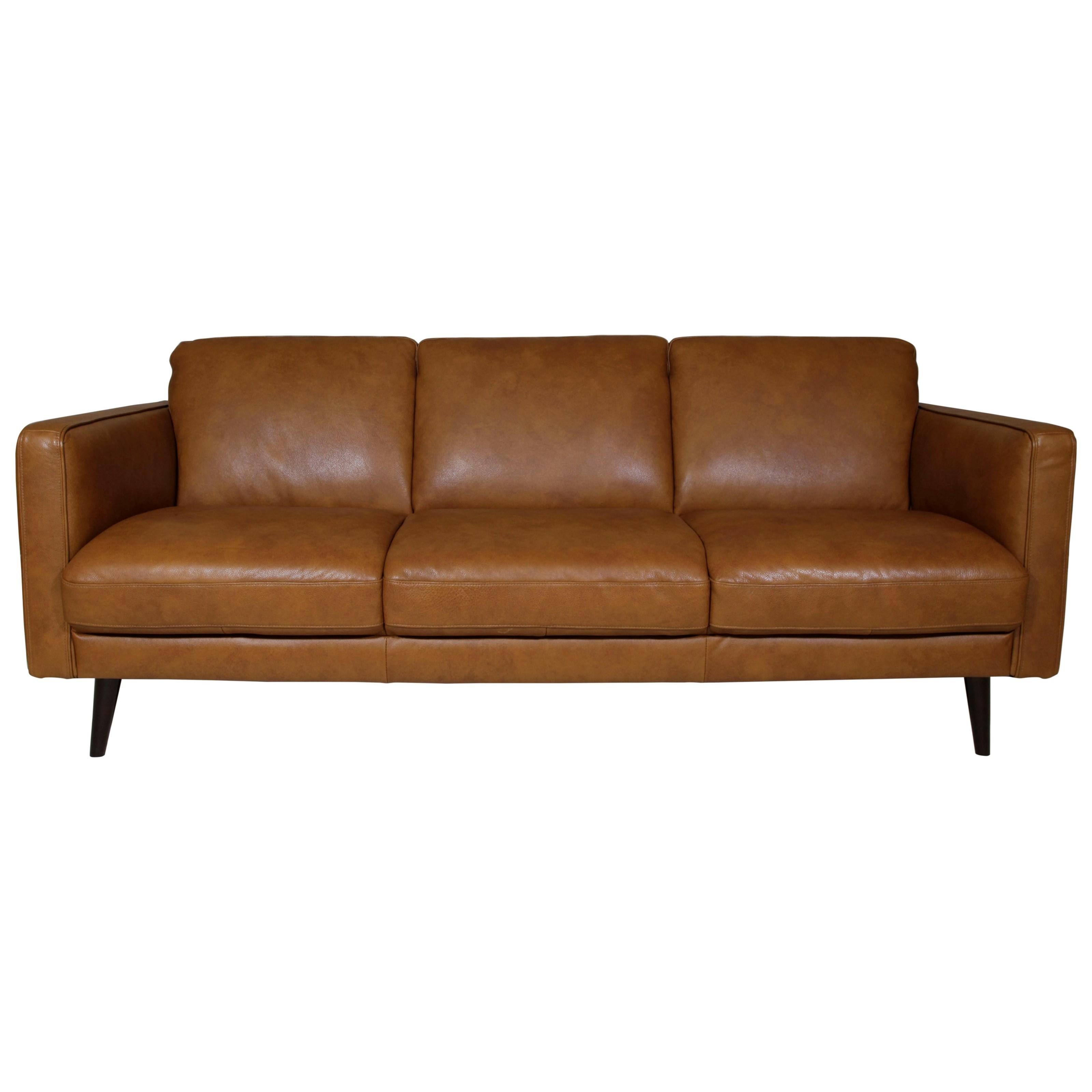 Destrezza Sofa  by Natuzzi Editions at HomeWorld Furniture