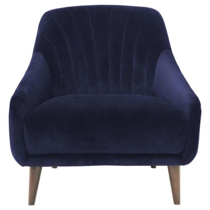 Felicita Chair by Natuzzi Editions at HomeWorld Furniture