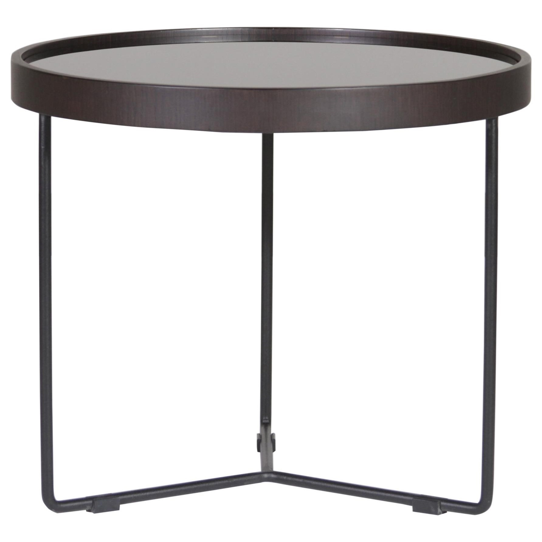 Novello Accent Table by Natuzzi Editions at HomeWorld Furniture