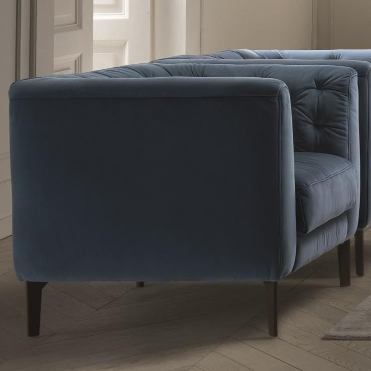 Rodolfo Chair by Natuzzi Editions at Williams & Kay