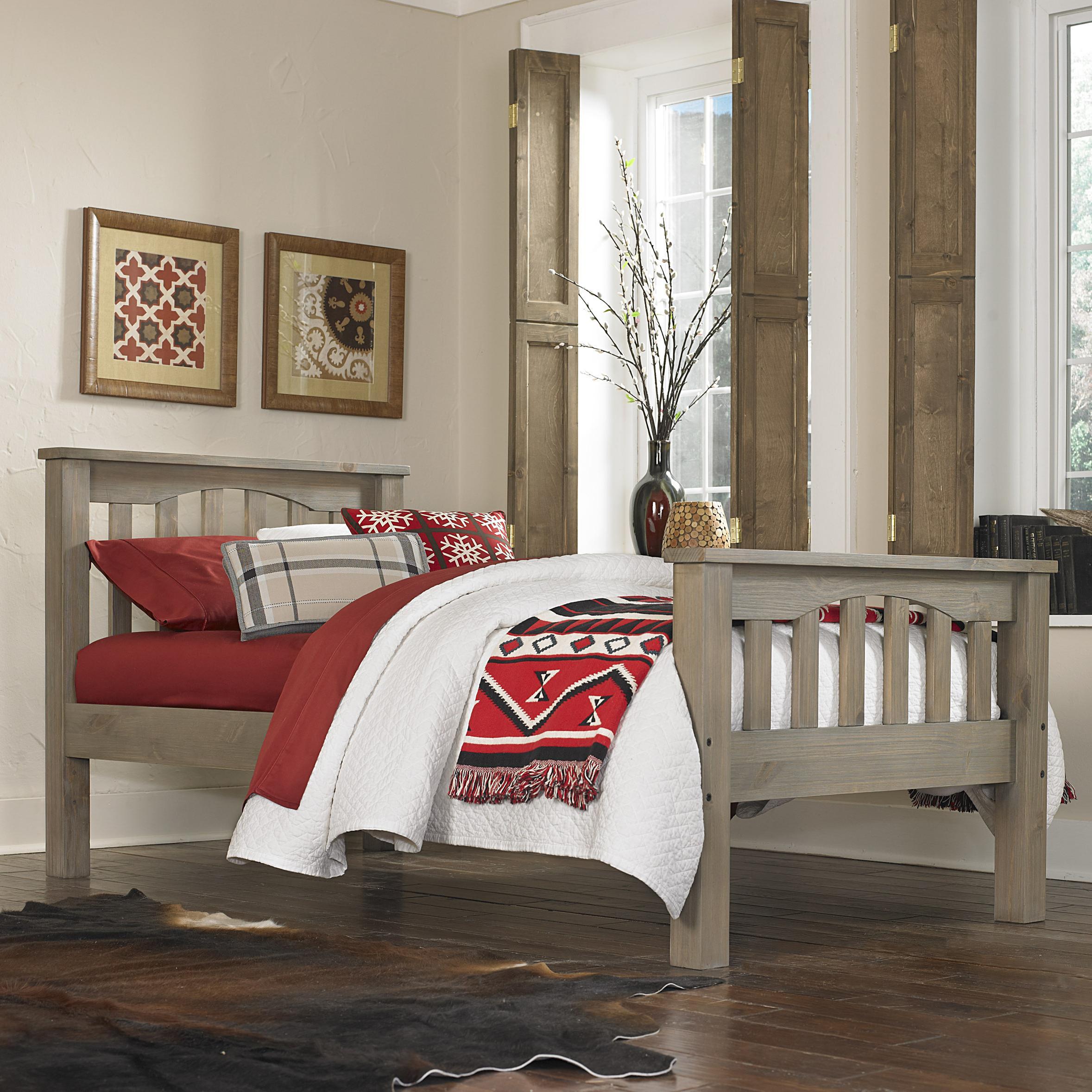 Highlands Twin Harper Bed by NE Kids at Stoney Creek Furniture