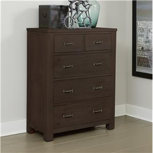 NE Kids Highlands Chest of Drawers