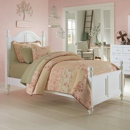 Lake House Twin Bed by NE Kids at Stoney Creek Furniture
