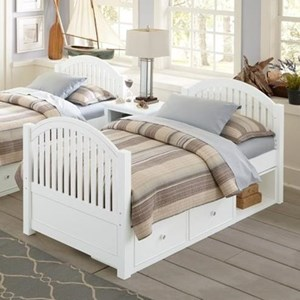 Adrian Twin Bed + Storage
