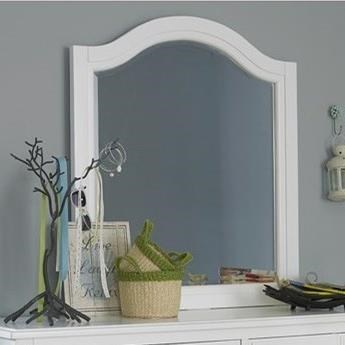 Lake House Arched Mirror by NE Kids at Darvin Furniture