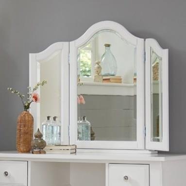 Lake House Vanity Jewelry Mirror by NE Kids at Furniture Barn