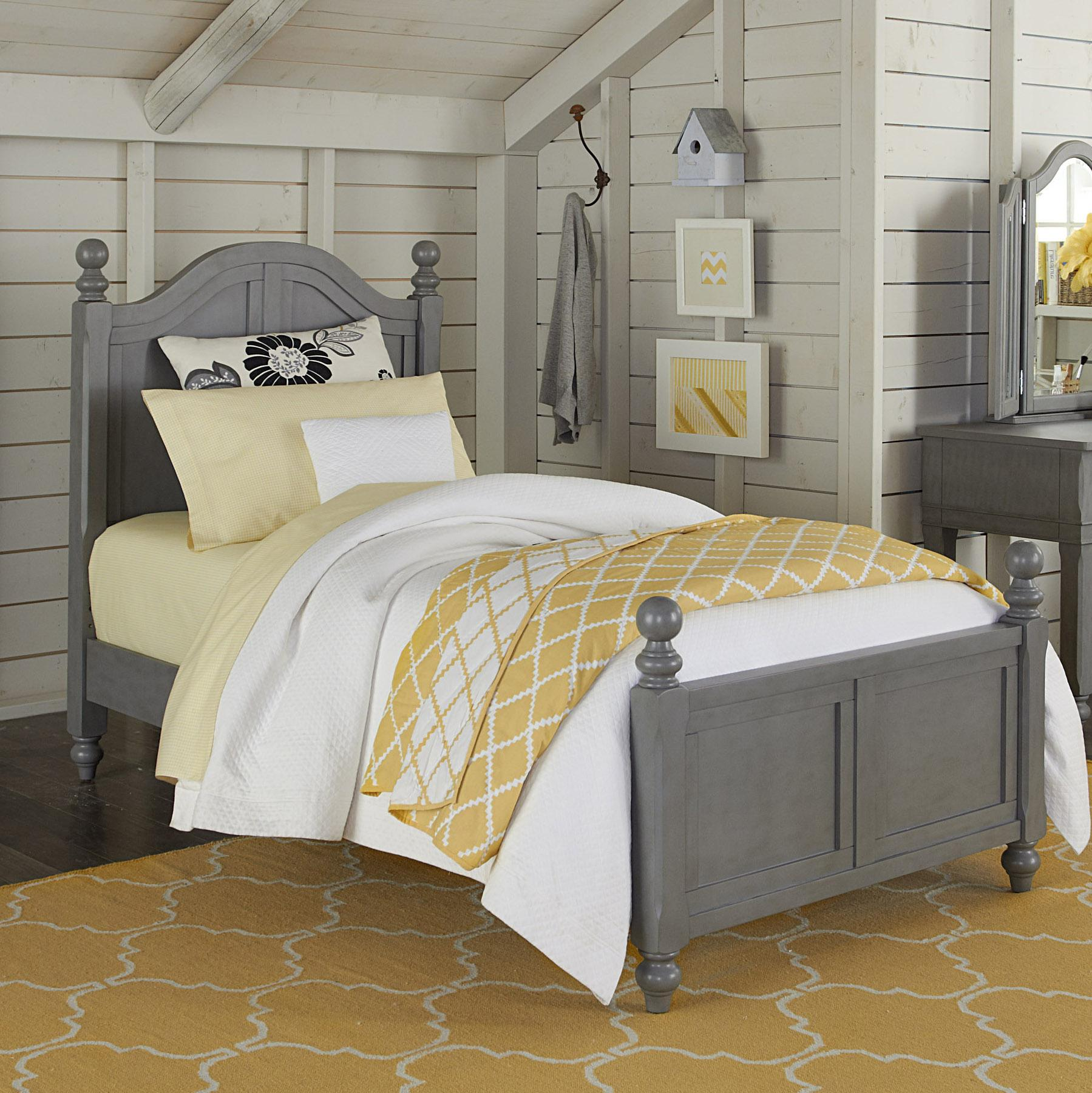 Lake House Twin Bed by NE Kids at Westrich Furniture & Appliances