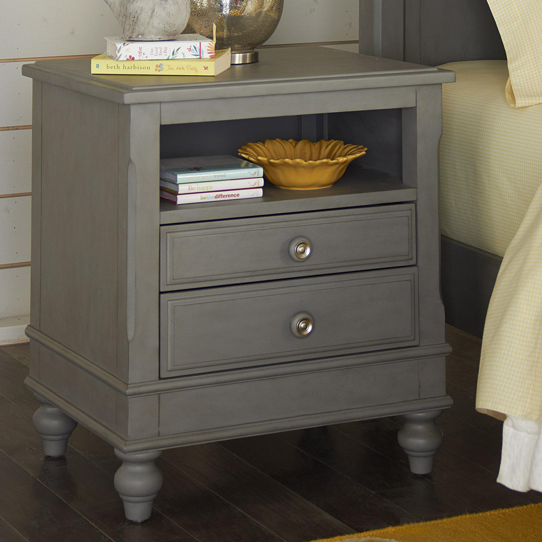 Lake House Nightstand by NE Kids at Darvin Furniture