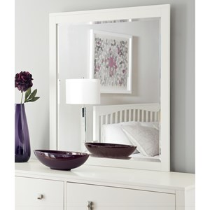 Dresser Mirror with Frame