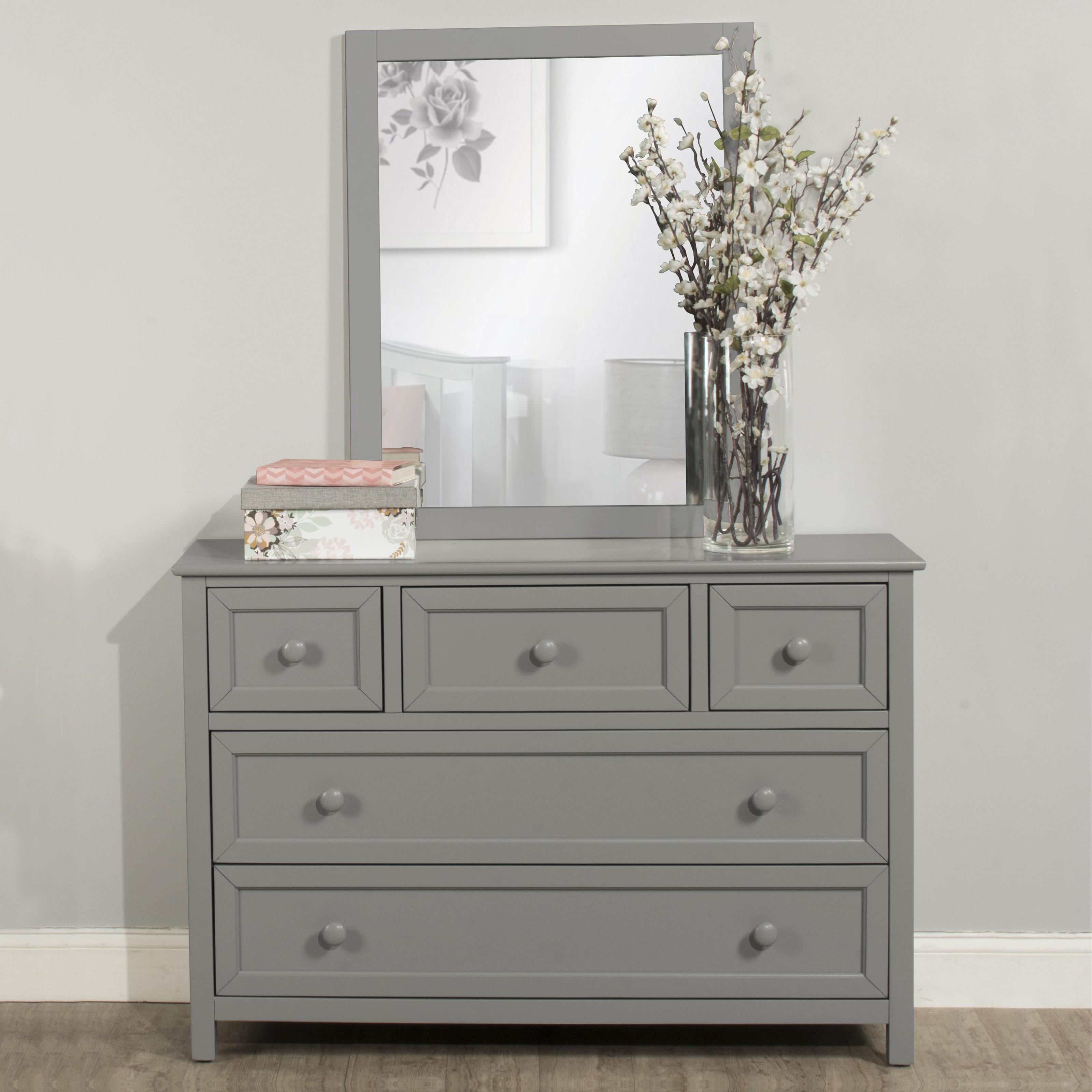 Schoolhouse 4.0 Dresser Mirror at Ruby Gordon Home
