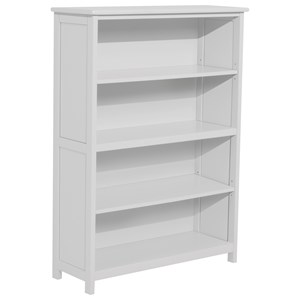 Tall Vertical Bookcase
