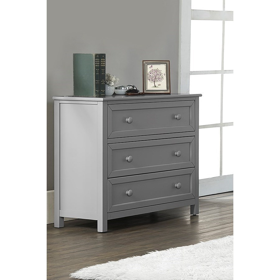 Schoolhouse 4.0 3-Drawer Chest by NE Kids at Darvin Furniture
