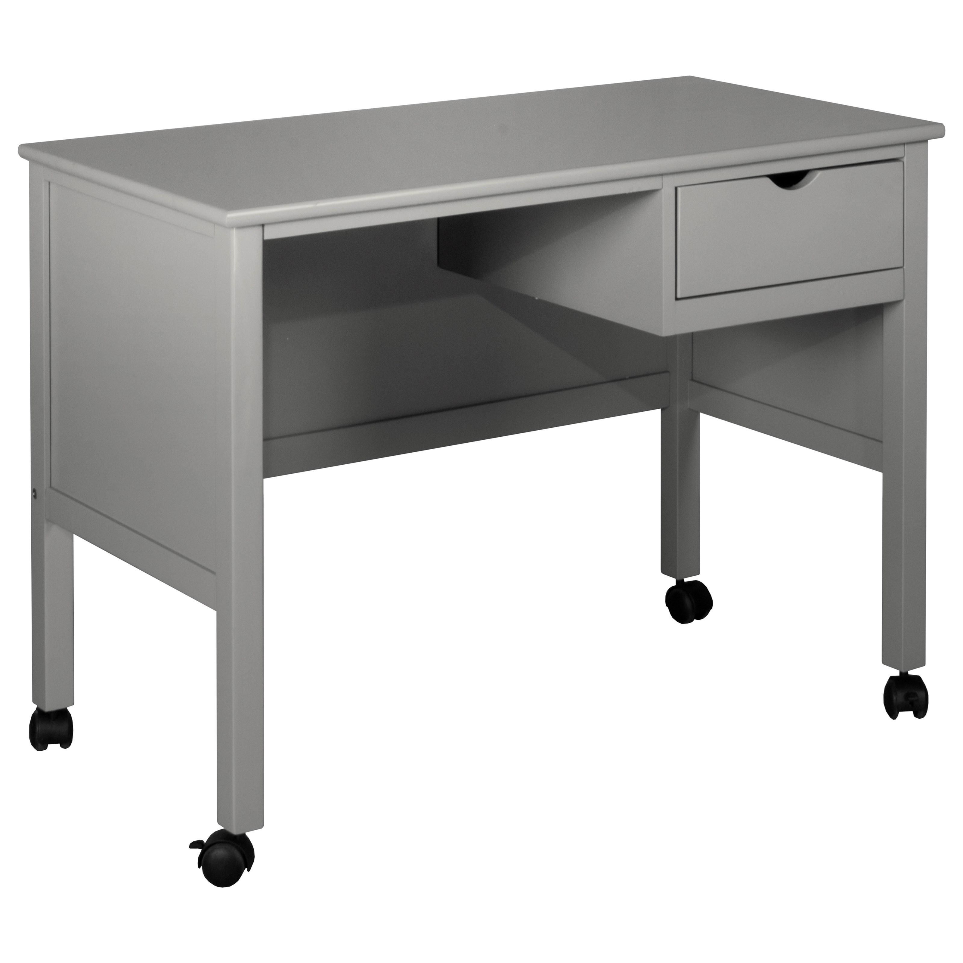 Schoolhouse 4.0 1-Drawer Desk by NE Kids at Darvin Furniture